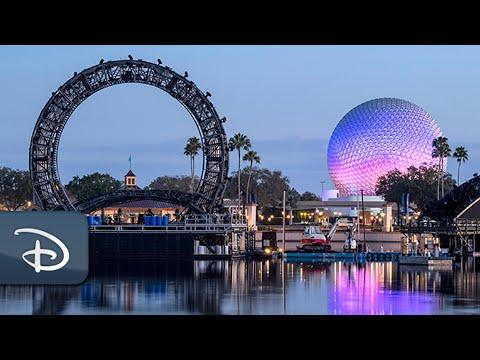 EPCOT 'Harmonious' Work Continues | Walt Disney World Resort