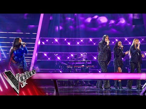 Mariam Davina VS Psalm Harmony - 'Wonder' | The Battles | The Voice UK 2021