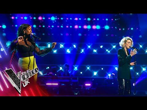 Adeniké VS Victoria Heath - 'Run To You'   The Battles   The Voice UK 2021