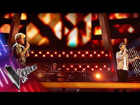 Craig Eddie VS James Robb - 'This City' | The Battles | The Voice UK 2021
