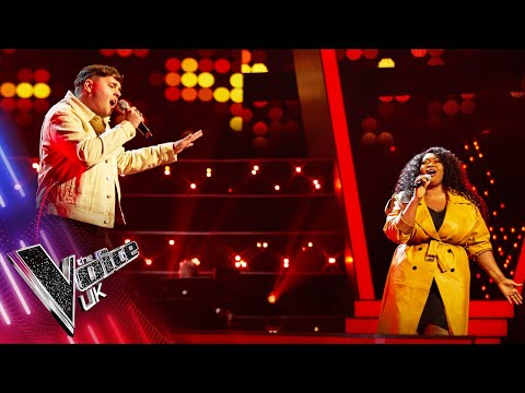 Wura VS Jake O'Neill - 'What's Going On' | The Battles | The Voice UK 2021