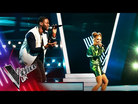 Jason Hayles VS Meg Birch - 'These Days' | The Battles | The Voice UK 2021