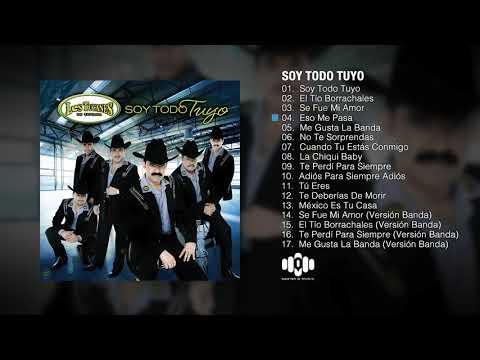 Los Tucanes De Tijuana – Soy Todo Tuyo (Album Completo)