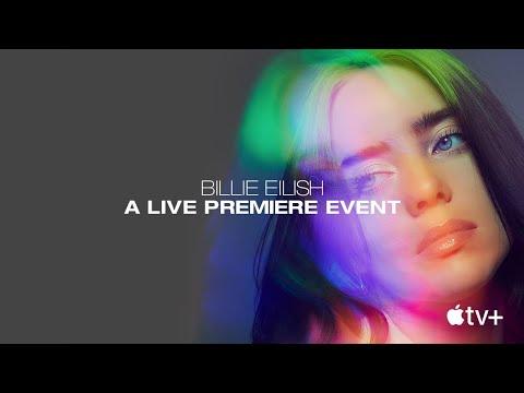 "Billie Eilish: ""The World's A Little Blurry"" - Live Premiere Event"