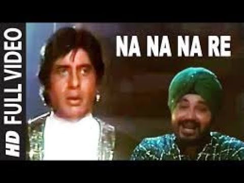 Daler Mehndi - Na Na Na Re (Full Video)  | Mrityudaata | Amitabh Bachchan
