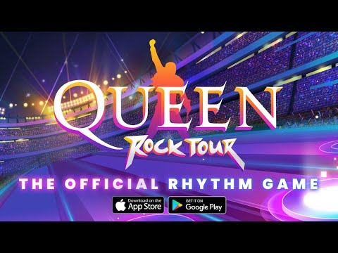 Queen: Rock Tour - Trailer
