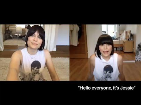 """Jessie J - """"Mamma Knows Best"""" 12 Years Apart"""