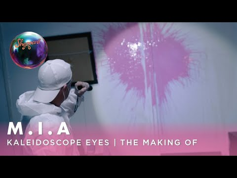 Kaleidoscope Eyes - The Making Of - M.I.A