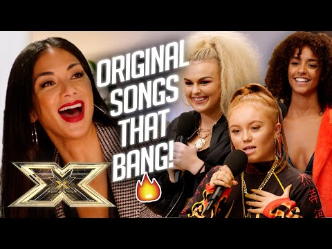 Risky original song Auditions that pay off! | The X Factor UK