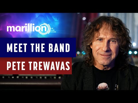 Marillion - Meet The Band 2021 - Pete Trewavas