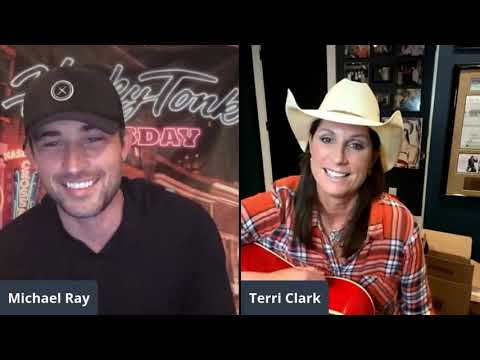 Terri Clark and Michael Ray Are Bored - Honky Tonk Tuesday Highlights