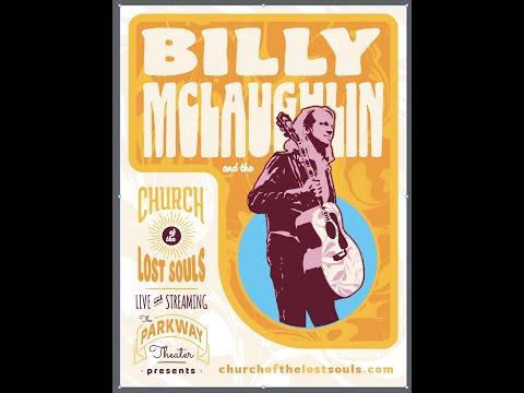Billy McLaughlin presents Church of the Lost Souls #2 (2/14/21) with guest Jennifer Grimm & Joe Cruz
