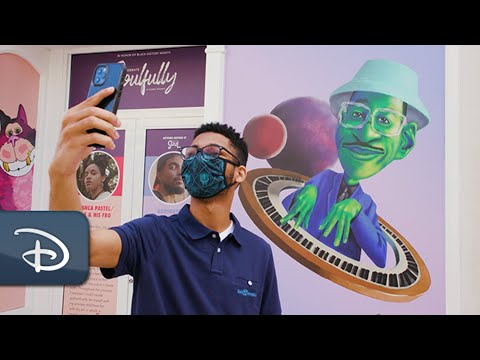 Disney Dreamers Academy Alumnus Celebrates Soulfully | Walt Disney World