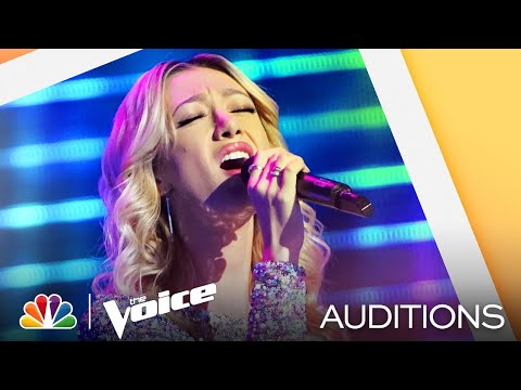 "Madison Marigold Performs JP Saxe's ""If the World Was Ending"" - The Voice Blind Auditions 2021"