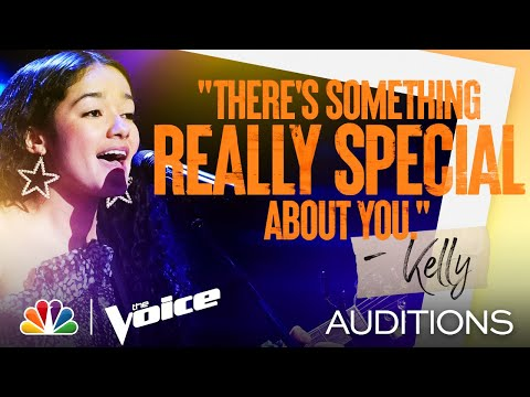 "Madison Curbelo Sings Bobby McFerrin's ""Don't Worry Be Happy"" - The Voice Blind Auditions 2021"