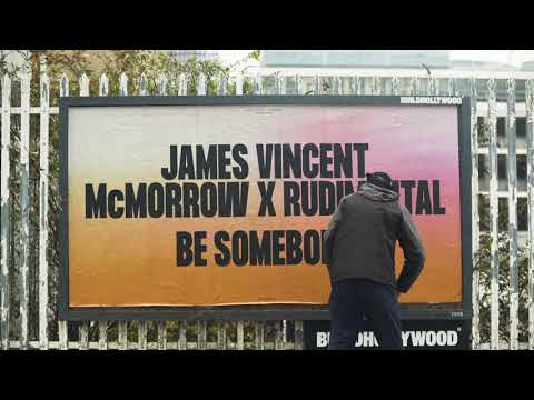 James Vincent McMorrow x Rudimental - Be Somebody (Teaser)