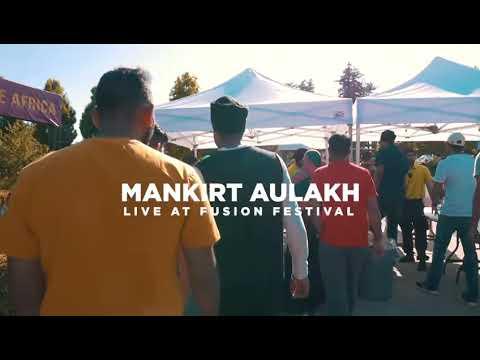 Mankirt Aulakh Live show Surrey Canada 🍁