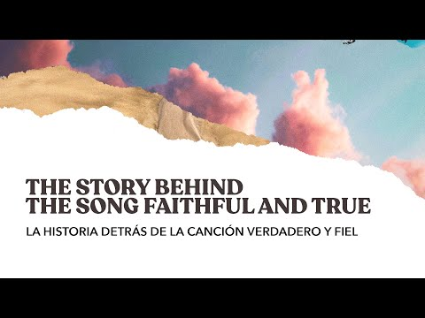 "La Historia del nuevo sencillo  ""Verdadero y Fiel"" 