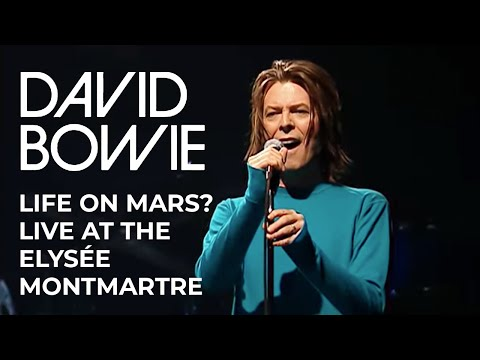 David Bowie - Life On Mars? (Live at the Elysée Montmartre, 1999) [Official Video]