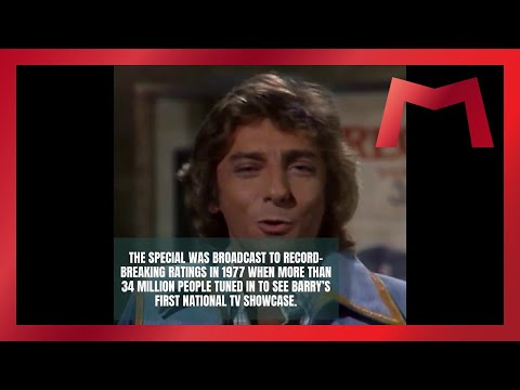 The First Barry Manilow Special Anniversary - March 2, 1977