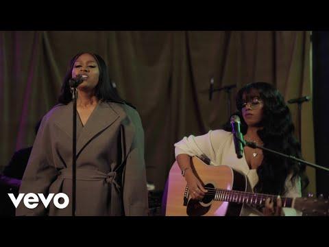 Jazmine Sullivan - Girl Like Me (Live From the Tiny Desk Home Concert) ft. H.E.R.