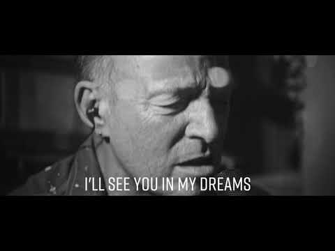 Bruce Springsteen - I'll See You In My Dreams (Lyric Video)