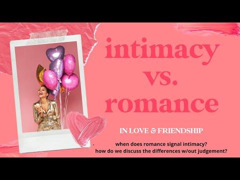 Intimacy vs. Romance in Love & Friendship