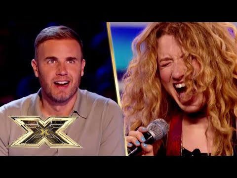 SO GOOD! The Judges can't believe what they've just heard! | The X Factor UK
