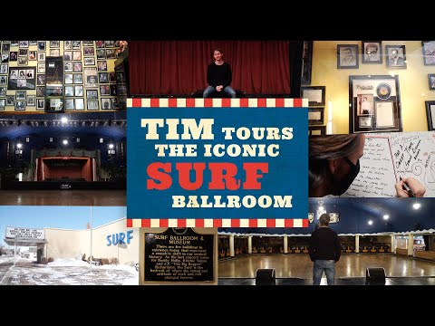 Home Free - Tim Tours the Iconic Surf Ballroom