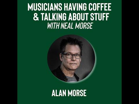 Musicians Having Coffee & Talking About Stuff - Epsiode 5 - Alan Morse