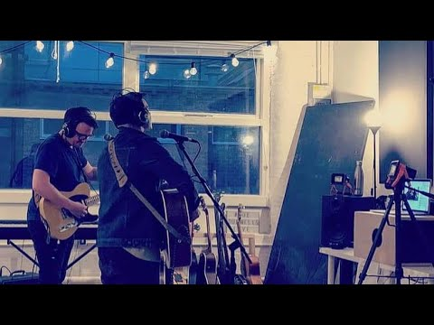 Acoustic Wednesdays.