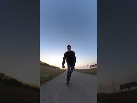 flow skate sunset skate lakewood park part 3