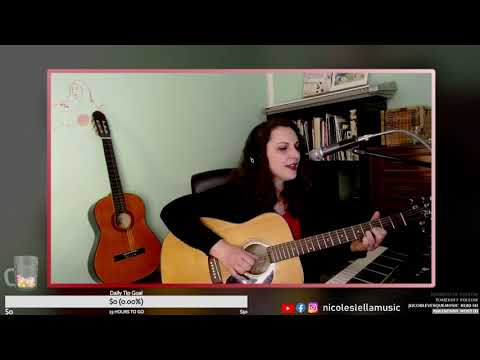 Michel - Anouk (Live Acoustic Cover by Nicole Stella)