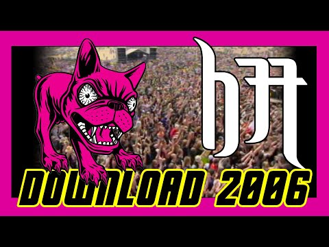 Breed 77 Download Festival 2006 Full Concert Donnington Park BLAST FROM THE PAST never seen before!