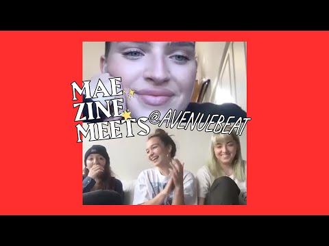 Mae Muller - #Maezine meets Avenue Beat