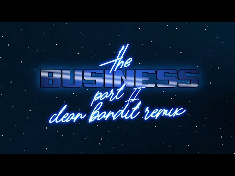 Tiësto & Ty Dolla $ign - The Business, Pt. II (Clean Bandit Remix) [Official Visualizer]