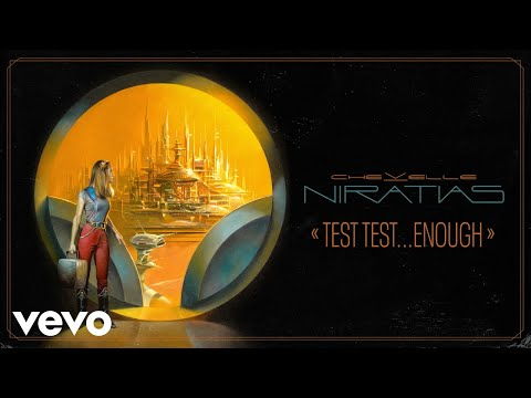 Chevelle - Test Test...Enough (Official Audio)