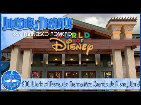 200. World of Disney La Tienda Más Grande de DisneyWorld