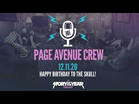 Story of the Year - Page Avenue Crew Podcast (12.11.20)