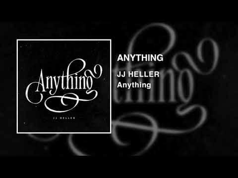 JJ Heller - Anything (Official Audio Video)