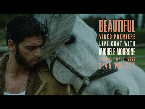 LiveChat with Michele Morrone + Video Premiere |  (Sunday 2:45 CET)