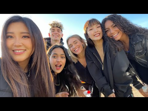 Hang with Now United LIVE from California!