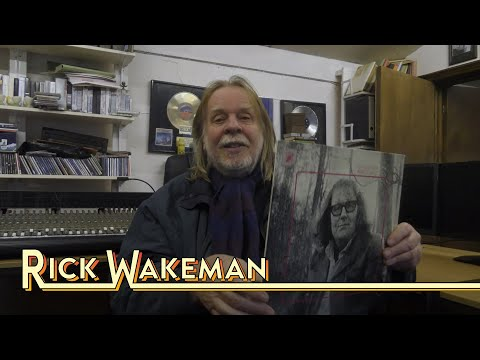 Rick Wakeman - Behind the Tracks: Harvey Andrews Martha (Part 1)