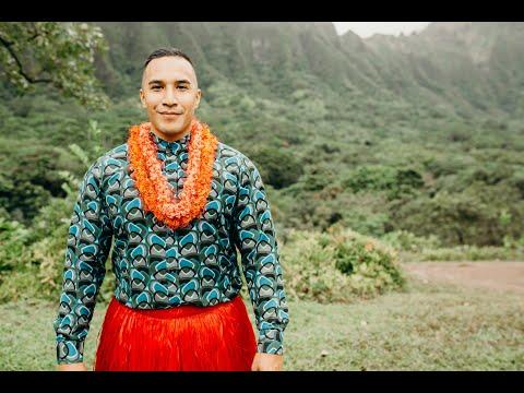 He Lei Aloha (No Hilo) - (Naue I Ka Pana)