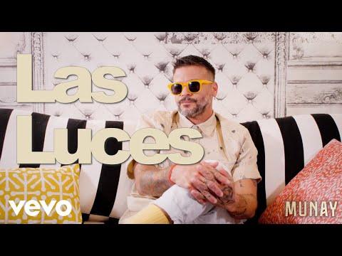 Pedro Capó - Las Luces (Track By Track)