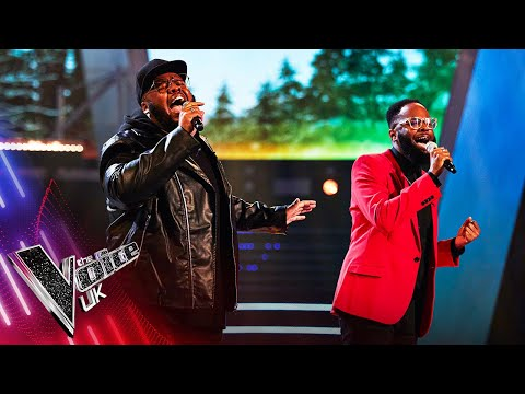 Jordan & Wesley's 'The Climb' | Semi-Finals | The Voice UK 2021