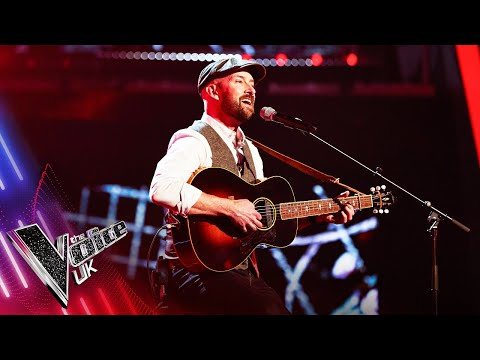 Joe Topping's 'I Won't Give Up' | Semi-Finals | The Voice UK 2021