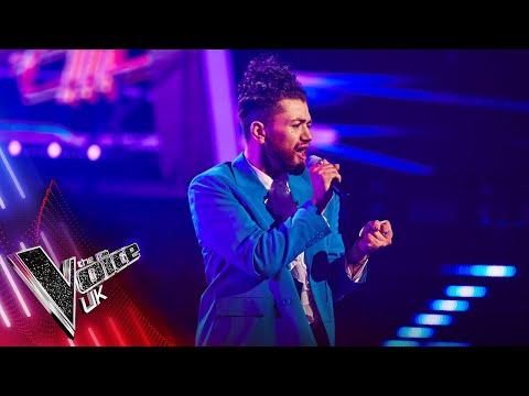 Benjamin Warner's 'All Night Long' | Semi-Finals | The Voice UK 2021
