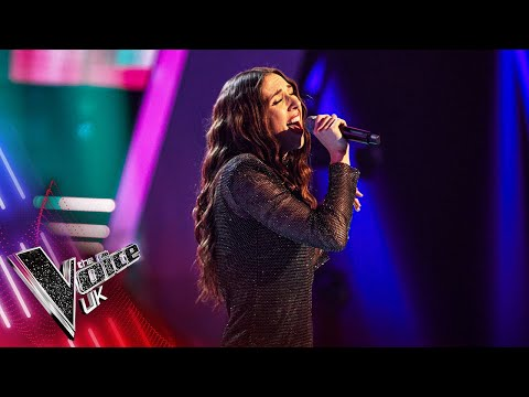 Lauren Drew's 'Don't You Worry 'Bout A Thing' | Semi-Finals | The Voice UK 2021