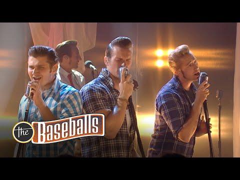 The Baseballs - Hello (ZDFkultur Zeltfestival, 16.09.2012)